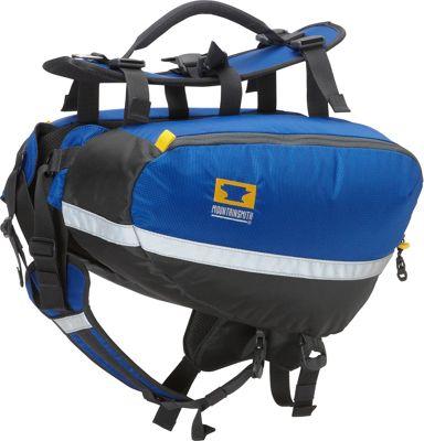 Mountainsmith K-9 Pack, Large Dog Pack Azure Blue - Mountainsmith Pet Bags