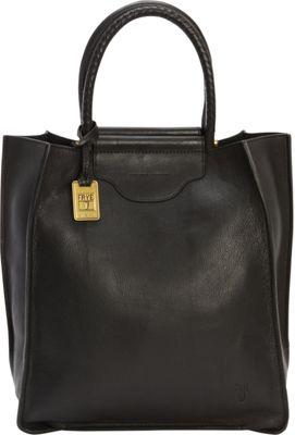 Frye Bianca Tote Black - Frye Designer Handbags