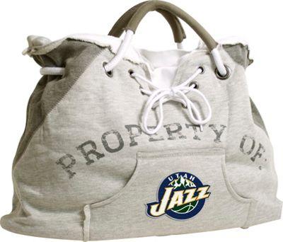 Littlearth Hoodie Tote - NBA Teams Utah Jazz - Littlearth Fabric Handbags