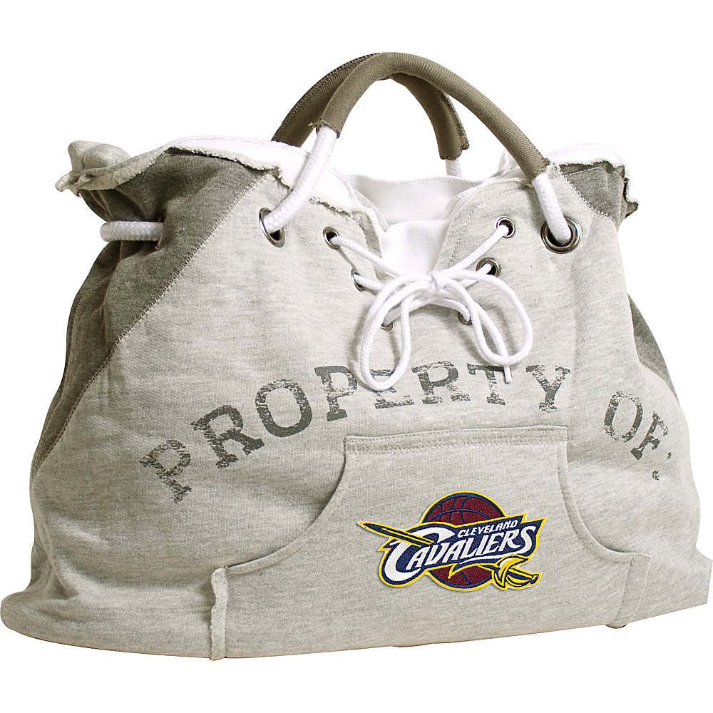 Littlearth Hoodie Tote - NBA Teams Cleveland Cavaliers - Littlearth Fabric Handbags - Handbags, Fabric Handbags