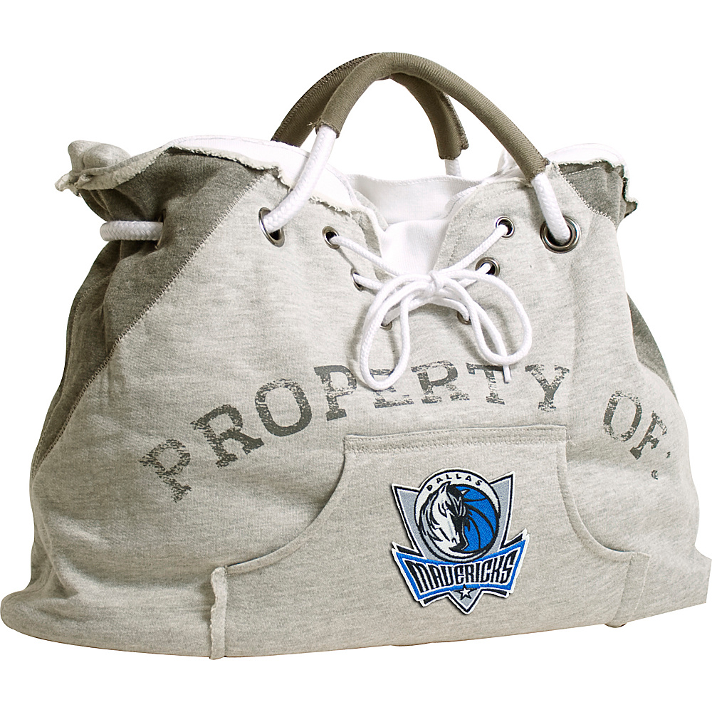 Littlearth Hoodie Tote - NBA Teams Dallas Mavericks - Littlearth Fabric Handbags - Handbags, Fabric Handbags