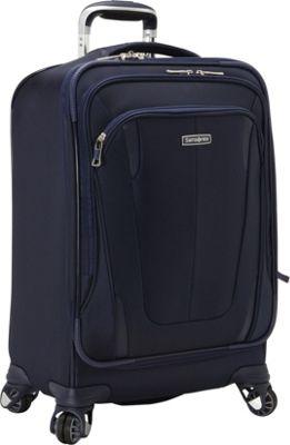 Samsonite Silhouette Sphere 2 Spinner 21 Twilight Blue - Samsonite Small Rolling Luggage