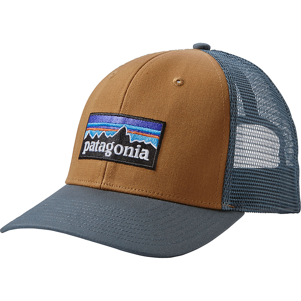 Patagonia P6 Trucker Hat One Size - Bear Brown - Patagonia Hats/Gloves/Scarves - Fashion Accessories, Hats/Gloves/Scarves
