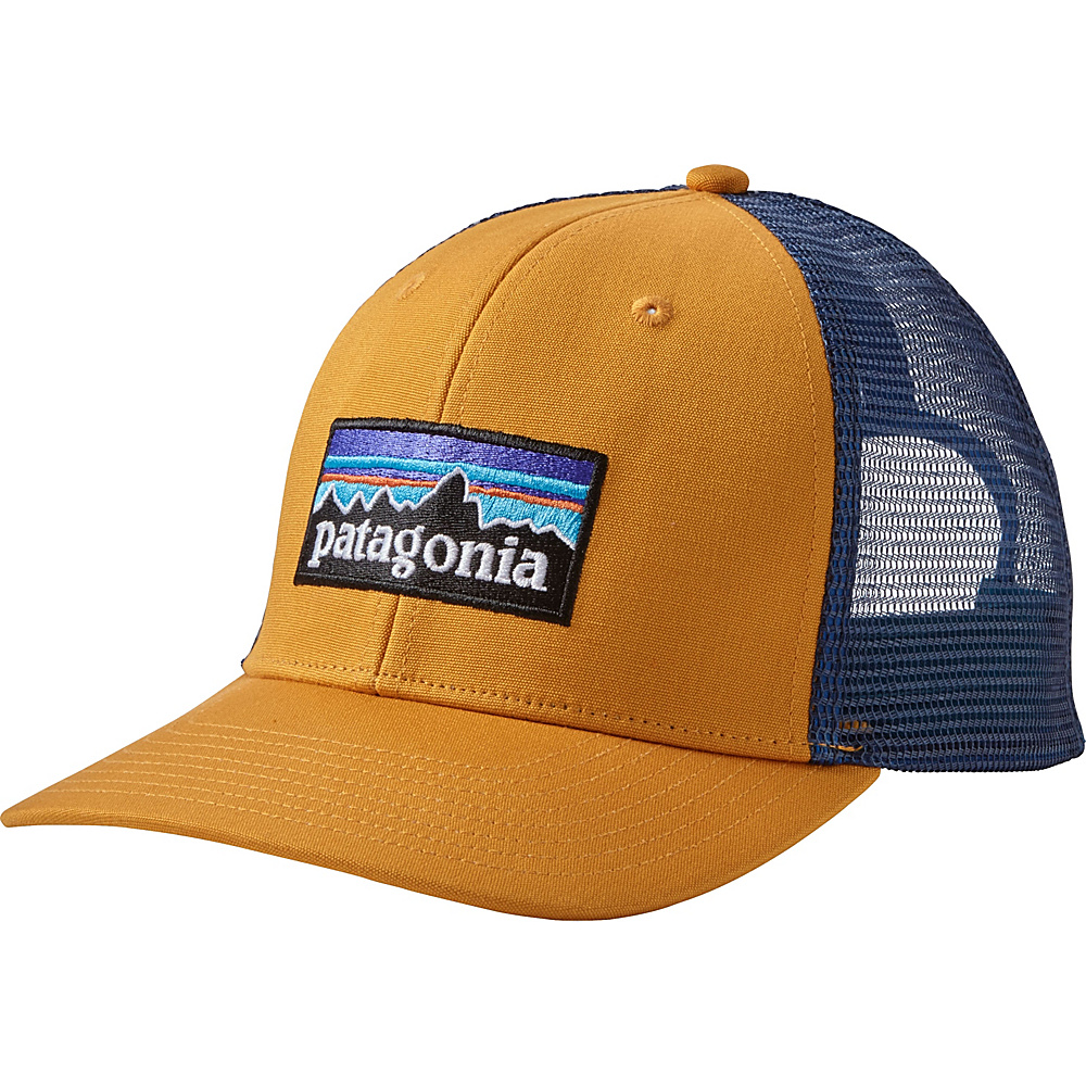 Patagonia P6 Trucker Hat One Size - Ysidro Yellow - Patagonia Hats/Gloves/Scarves - Fashion Accessories, Hats/Gloves/Scarves