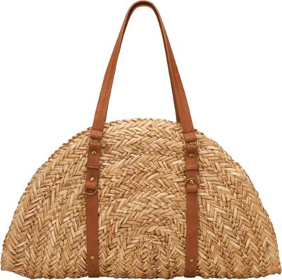 San Diego Hat Woven Straw Bag Natural - San Diego Hat Straw Handbags