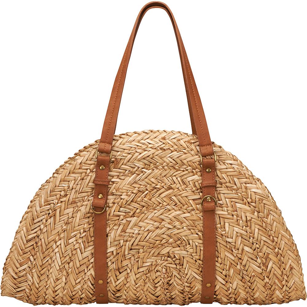 San Diego Hat Woven Straw Bag Natural - San Diego Hat Straw Handbags