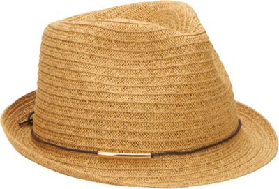 San Diego Hat Fedora With Gold Bar Trim Ebags Com