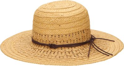 San Diego Hat Ultrabraid Woven Paper Sunbrim Hat With