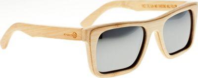 Earth Wood Ona Sunglasses Khaki/Tan - Earth Wood Sunglasses