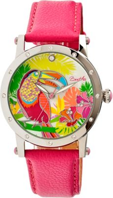 Bertha Watches Gisele Watch Hot Pink - Bertha Watches Watches
