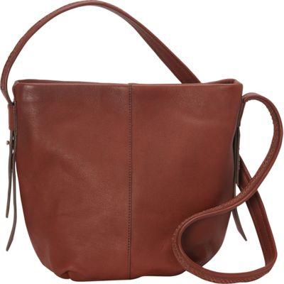 Cole Haan Lockhart Medium Crossbody Sequoia - Cole Haan Designer Handbags