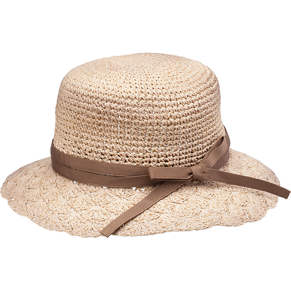 Peter Grimm Phoebe Sun Hat Brown Peter Grimm Hats Gloves Scarves