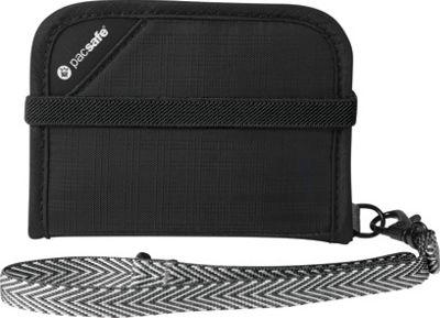Pacsafe RFIDsafe V50 Black - Pacsafe Men's Wallets
