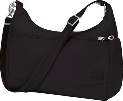 Pacsafe Citysafe CS200 Black - Pacsafe Fabric Handbags