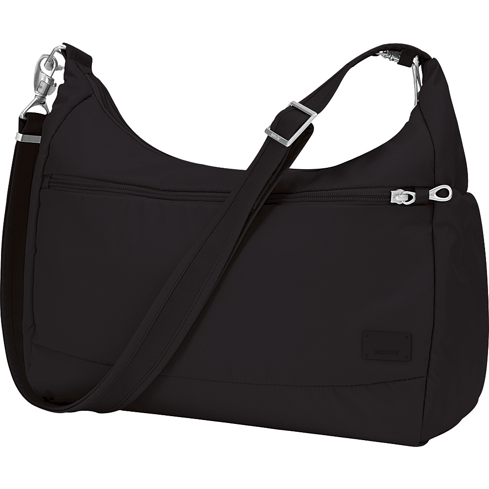 Pacsafe Citysafe CS200 Black Pacsafe Fabric Handbags