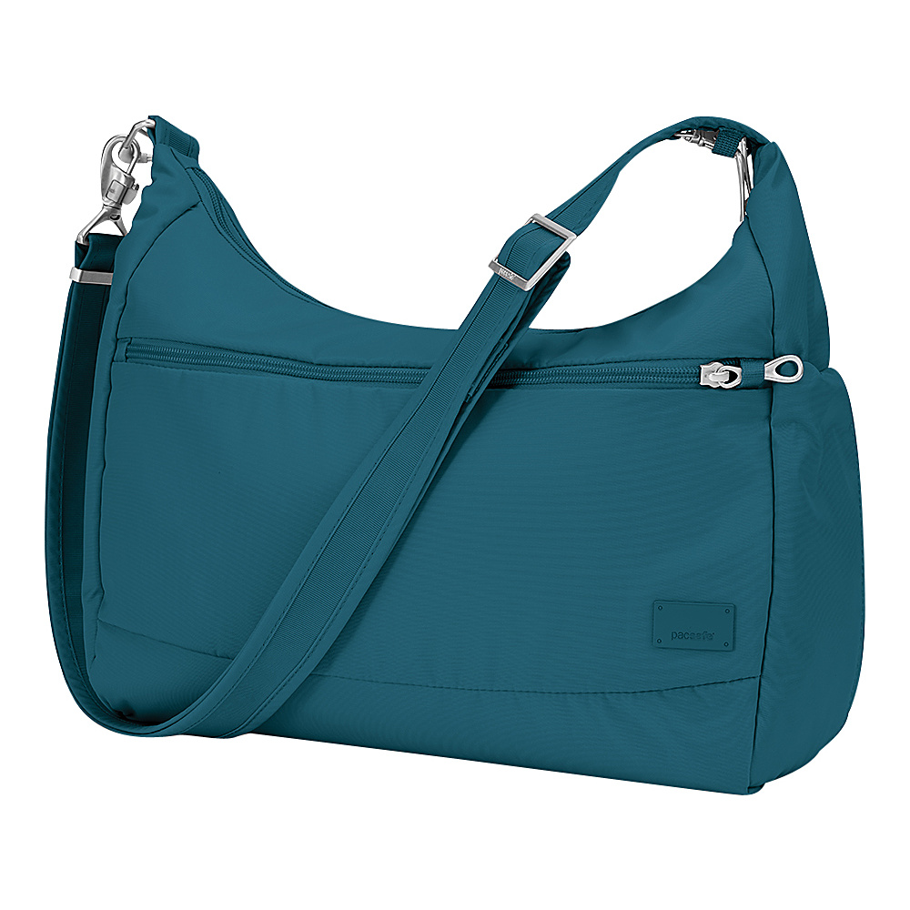 Pacsafe Citysafe CS200 Teal Pacsafe Fabric Handbags