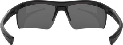 Under Armour Eyewear Core 2.0 Storm Sunglasses Shiny Black/Gray Storm ANSI Polarized - Under Armour Eyewear Sunglasses