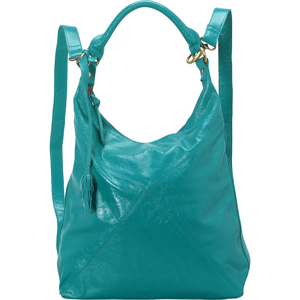 Latico Leathers Ryan Backpack Handbag Caribe - Latico Leathers Leather Handbags