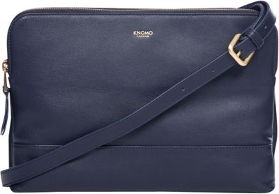 KNOMO London KNOMO London Davies Crossbody Tablet Bag Navy - KNOMO London Electronic Cases