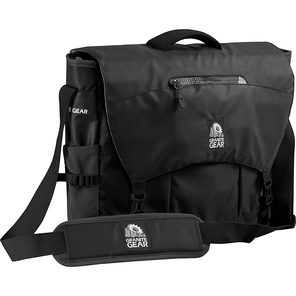 Granite Gear C 1 Messenger Black Granite Gear Messenger Bags