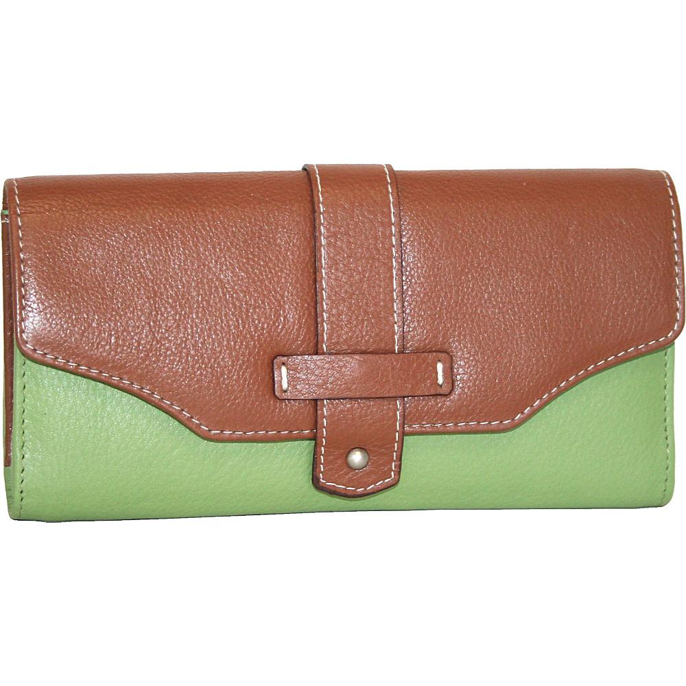 Nino Bossi My New Big Wallet Leaf Nino Bossi Women s Wallets