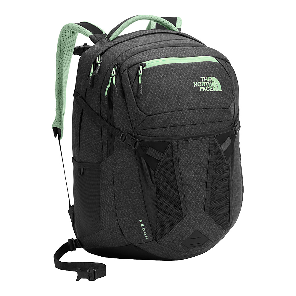 The North Face Womens Recon Laptop Backpack - 15 Asphalt Grey - The North Face Business & Laptop Backpacks - Backpacks, Business & Laptop Backpacks
