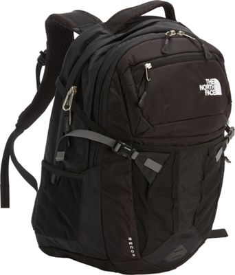 The North Face Women's Recon Laptop Backpack - 15 inch TNF Black - The North Face Business & Laptop Backpacks