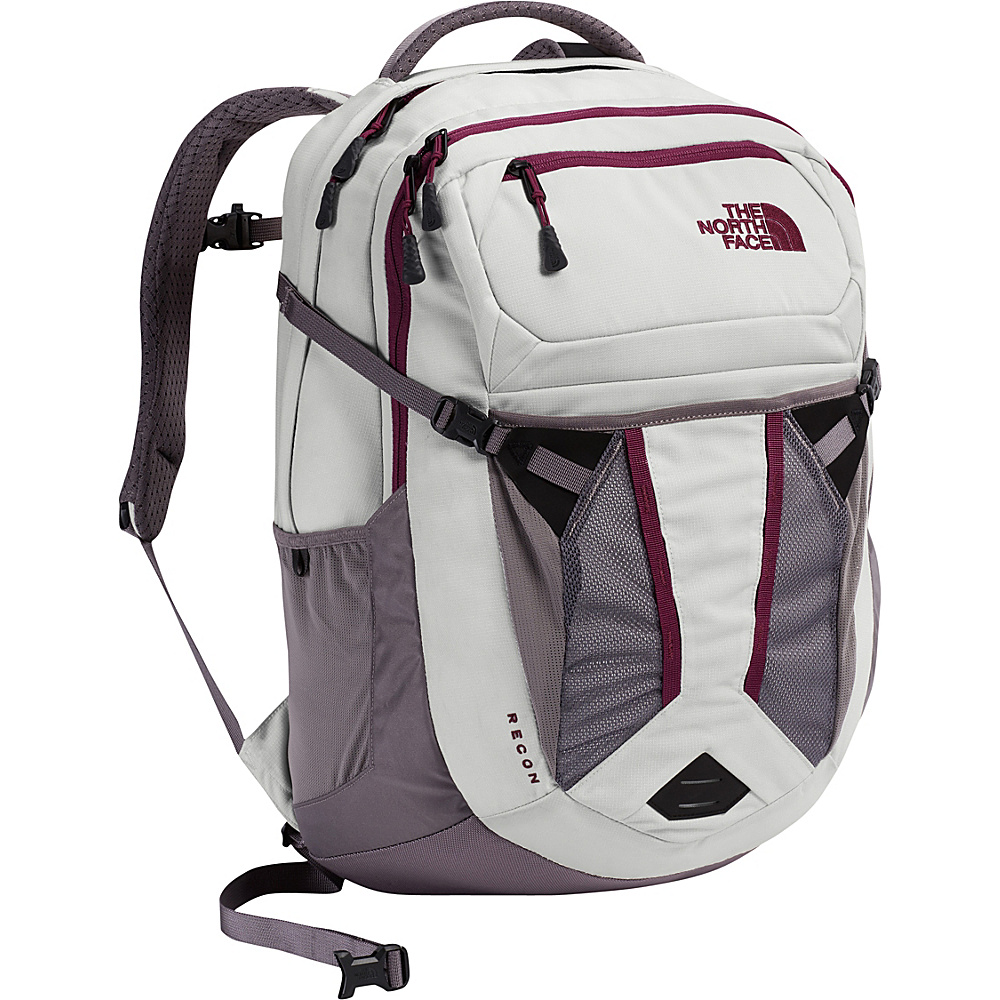 The North Face Womens Recon Laptop Backpack - 15 Vaporous Grey - The North Face Business & Laptop Backpacks - Backpacks, Business & Laptop Backpacks