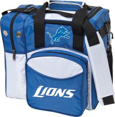 KR Strikeforce Bowling NFL Single Bowling Ball Tote Bag Detroit Lions - KR Strikeforce Bowling Bowling Bags