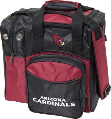 KR Strikeforce Bowling NFL Single Bowling Ball Tote Bag Arizona Cardinals - KR Strikeforce Bowling Bowling Bags