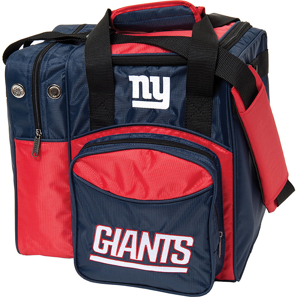 KR Strikeforce Bowling NFL Single Bowling Ball Tote Bag New York Giants KR Strikeforce Bowling Bowling Bags