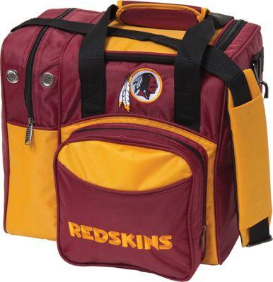 KR Strikeforce Bowling NFL Single Bowling Ball Tote Bag Washington Redskins - KR Strikeforce Bowling Bowling Bags