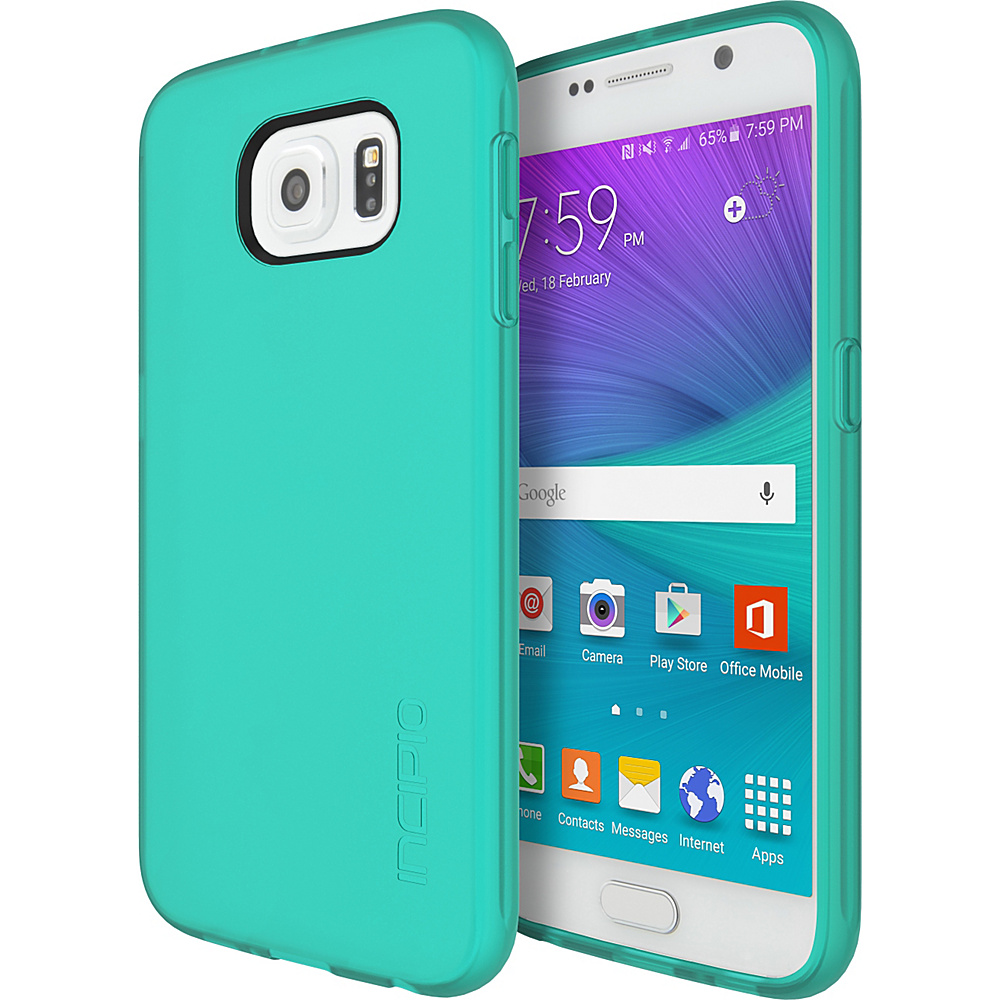 Incipio NGP for Samsung Galaxy S6 Translucent Teal - Incipio Electronic Cases - Technology, Electronic Cases