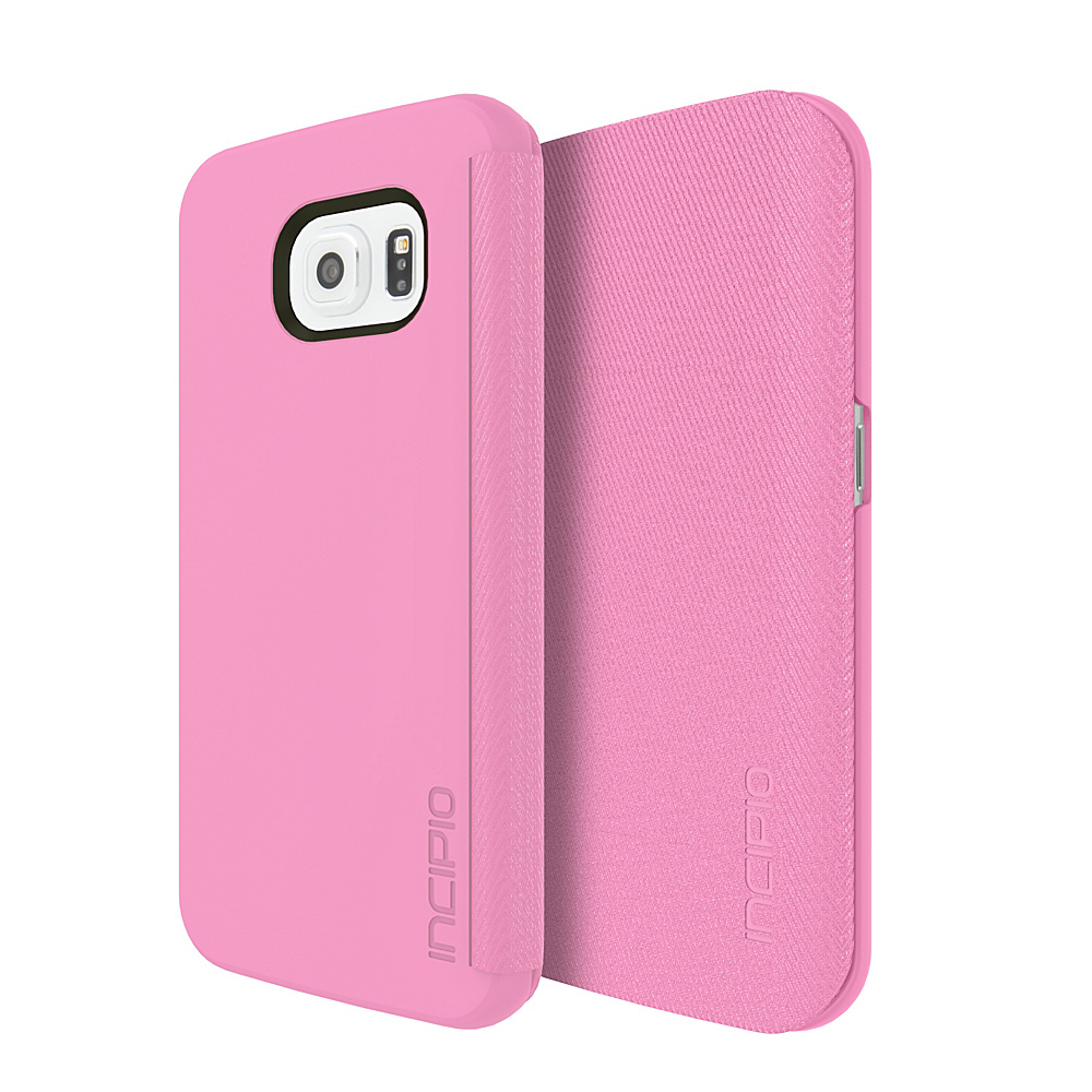 Incipio Lancaster for Samsung Galaxy S6 Edge Pink - Incipio Electronic Cases - Technology, Electronic Cases