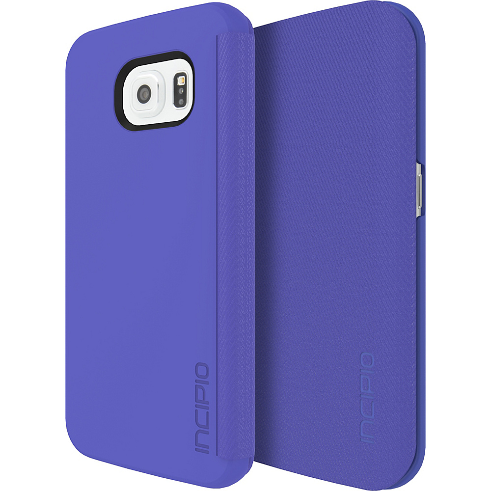 Incipio Lancaster for Samsung Galaxy S6 Edge Purple - Incipio Electronic Cases - Technology, Electronic Cases