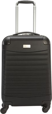 Geoffrey Beene Luggage Geoffrey Beene 20 inch Hardside Vertical Black - Geoffrey Beene Luggage Hardside Carry-On