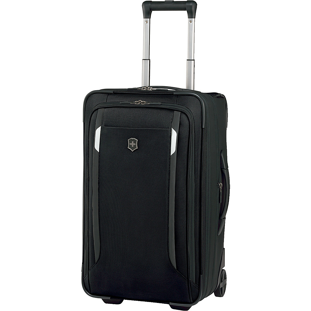 Victorinox Werks Traveler 5.0 WT 22 Black Victorinox Softside Carry On