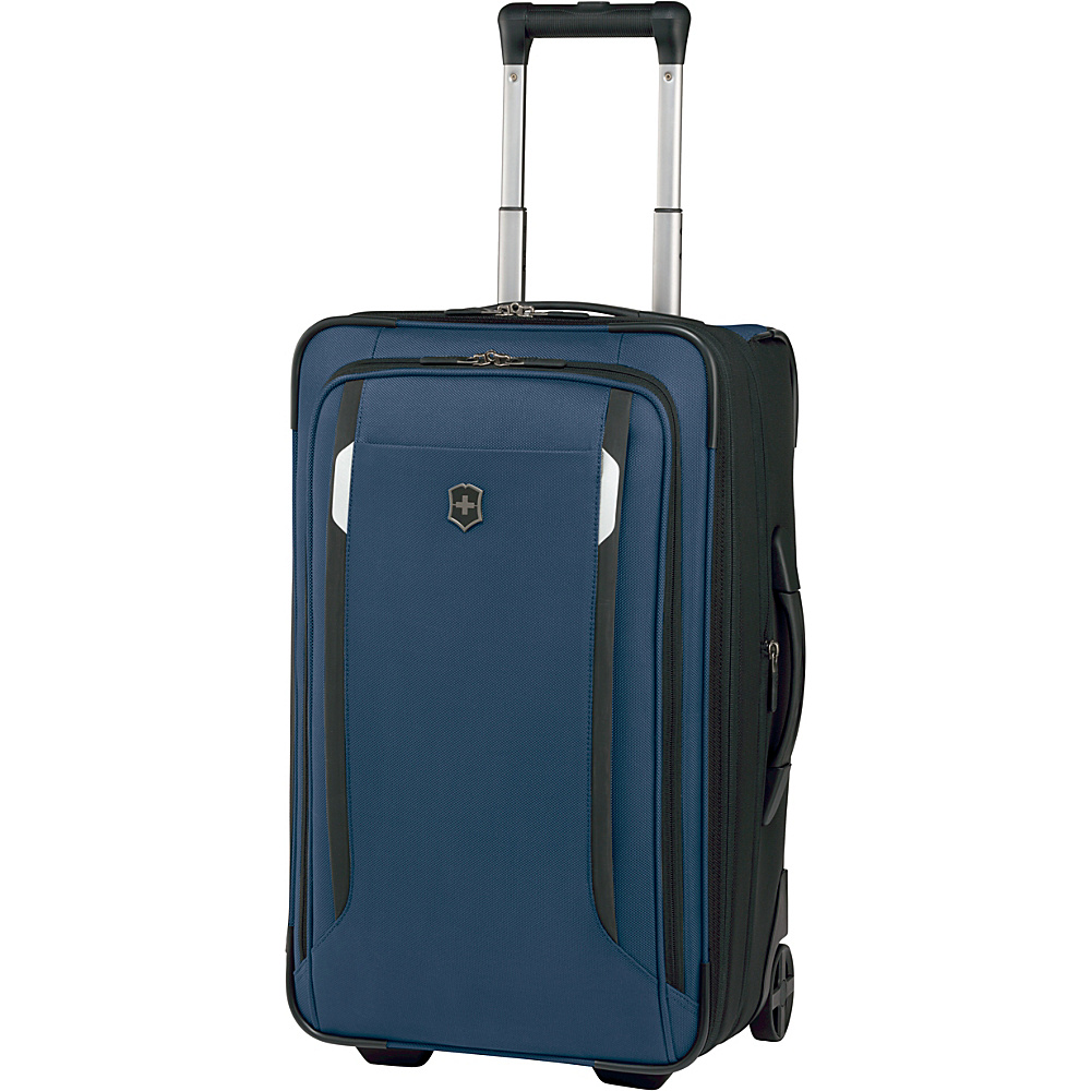 Victorinox Werks Traveler 5.0 WT 22 Navy Blue - Victorinox Softside Carry-On