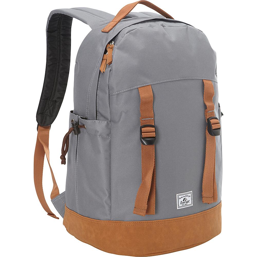 Everest Journey Pack Dark Gray - Everest Everyday Backpacks - Backpacks, Everyday Backpacks