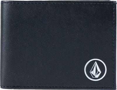 Volcom Corps Wallet Black - Volcom Men's Wallets