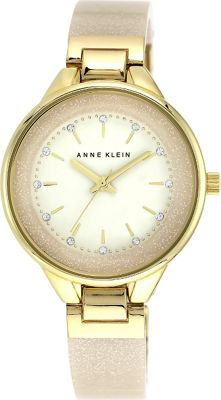 Anne Klein Watches Anne Klein Watches Bangle Watch White - Anne Klein Watches Watches