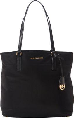 MICHAEL Michael Kors Morgan Large Tote Black - MICHAEL Michael Kors Designer Handbags