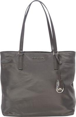 MICHAEL Michael Kors Morgan Large Tote Graphite - MICHAEL Michael Kors Designer Handbags