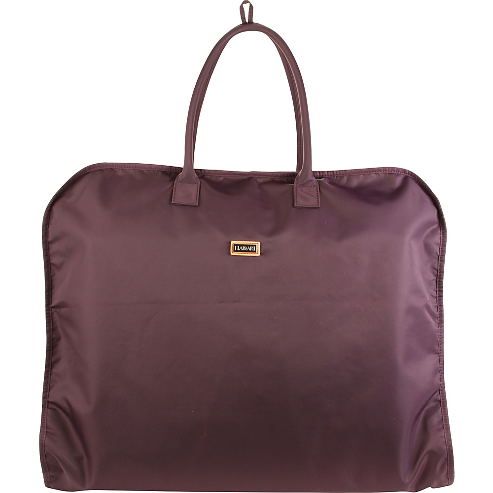 Hadaki Garment Bag Plum Perfect Solid - Hadaki Garment Bags - Luggage, Garment Bags