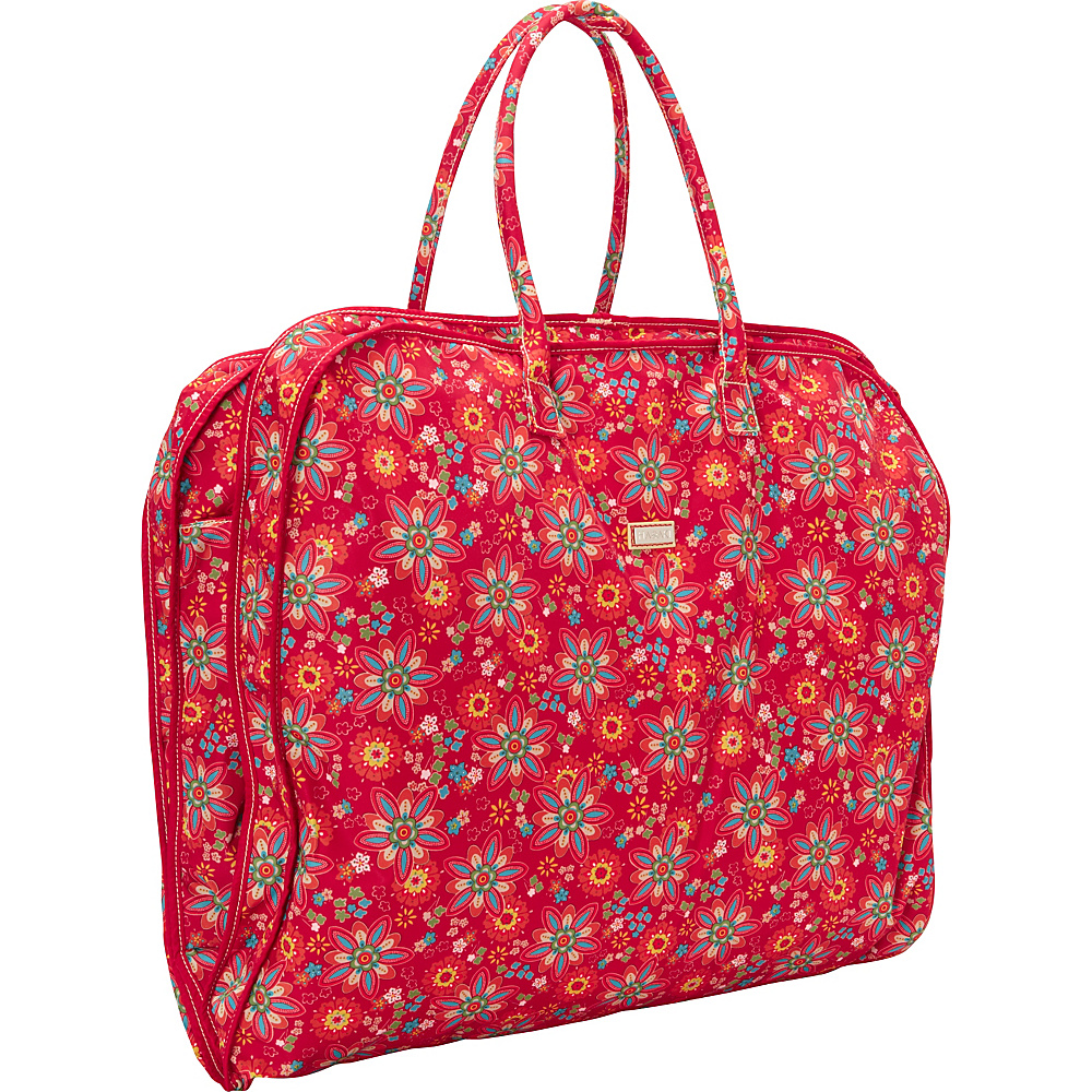 Hadaki Garment Bag Primavera Floral - Hadaki Garment Bags - Luggage, Garment Bags