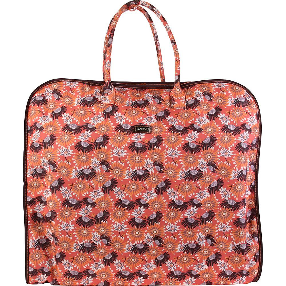 Hadaki Garment Bag Daisies - Hadaki Garment Bags - Luggage, Garment Bags