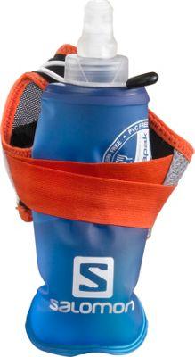 Salomon S-Lab Sense Handheld Hydro Set Aluminum/Racing Red/Black - M - Salomon Hydration Packs and Bottles