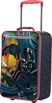 American Tourister Disney 18 inch Upright Softside Star Wars Darth Vader - American Tourister Kids' Luggage