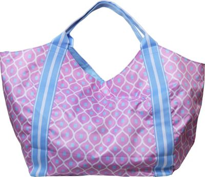 All For Color Beach Tote Good Catch - All For Color Fabric Handbags