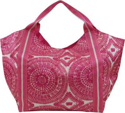 Image of All For Color Beach Tote Sunburst - All For Color All-Purpose Totes